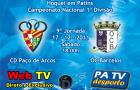PA TV transmite Paço d'Arcos - Barcelos