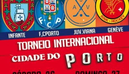 TORNEIO INTERNACIONAL CIDADE DO PORTO