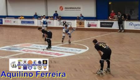 I Divisão - HC Braga perde em casa com o HC Turquel.
