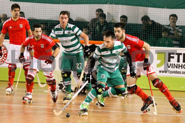 Sporting retribui nega do Benfica