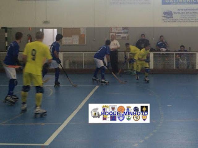 Nacional de Juniores - OC Barcelos mantêm liderança
