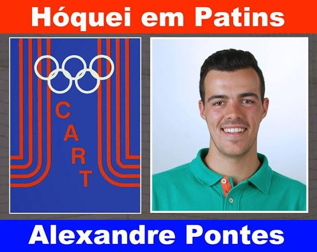 Alexandre Pontes ex CD Povoa fecha plantel do Cartaipense