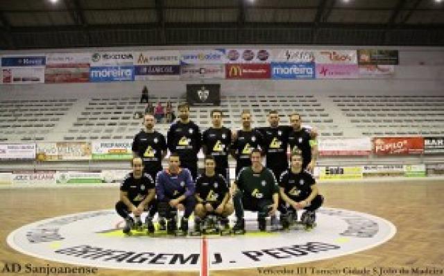 AD Sanjoanense: Sanjoanense volta a vencer Torneio Cidade de S.J.Madeira