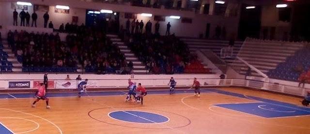 I Divisão - OC Barcelos merecia mais em Oliveira de Azemeis