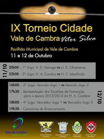 IX Torneio Cidade de Vale de Cambra - Vítor Silva