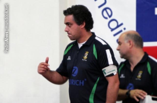 Hugo Gaidão pode rumar a Almeirim