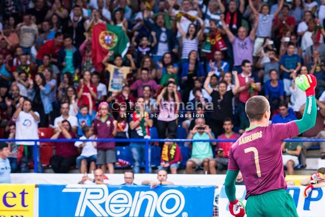 52º EUROPEU - Portugal defronta Suíça nas meias finais.