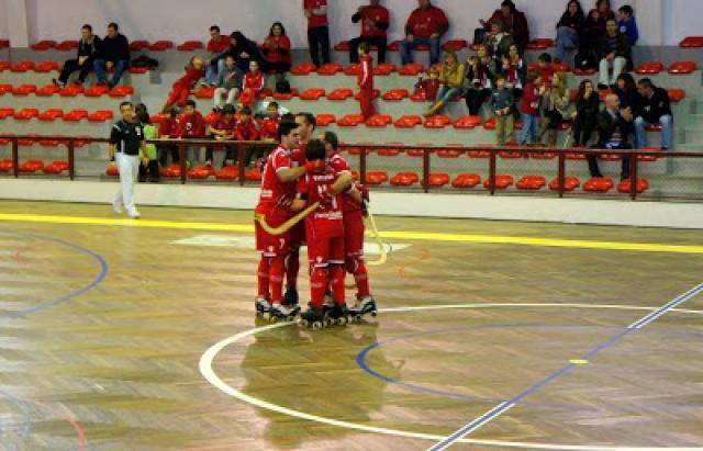 Fisica derrota Valongo em Torres Vedras