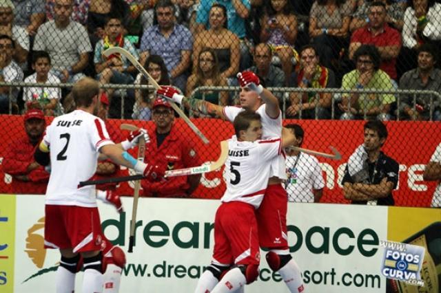 Suíça vence Alemanha Euro Paredes'2012
