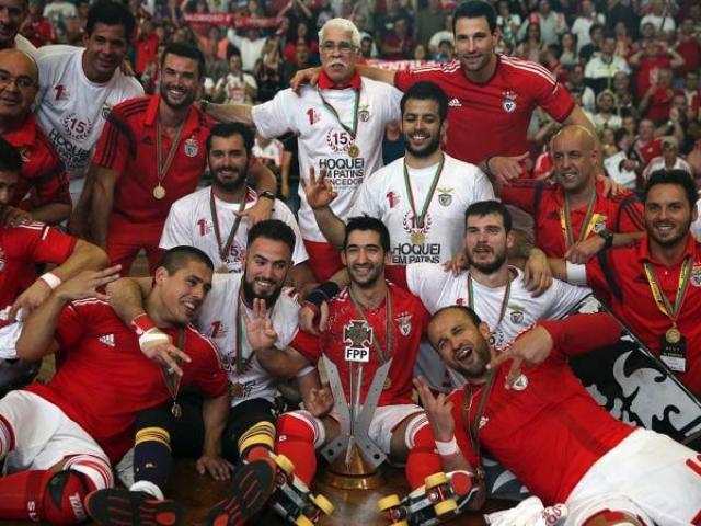 """Benfica derrota Sporting, e conquista a """"dobradinha""""!"""