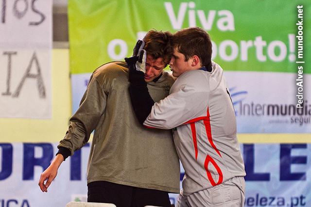 Inter Regiões 2012: AP Porto está na final!