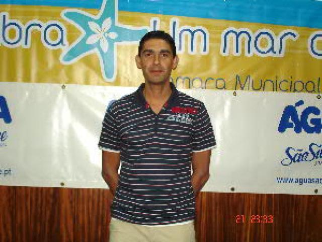 Artur Pereira é o novo treinador do GD Sessimbra