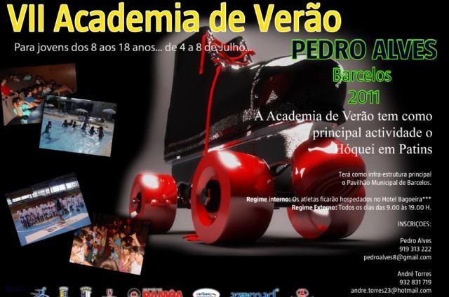 Academia de Verão / Pedro Alves 2011