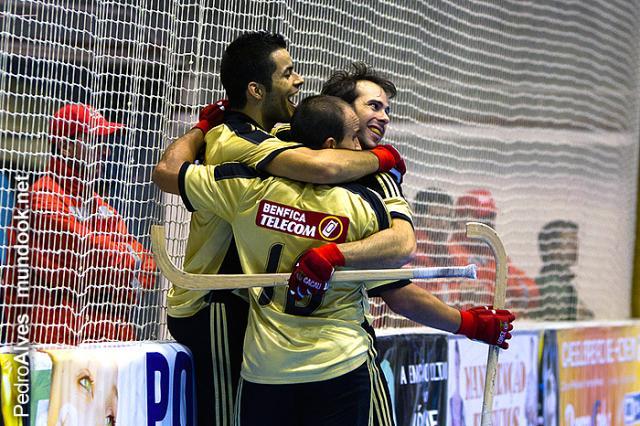 Benfica vence Física de Torres