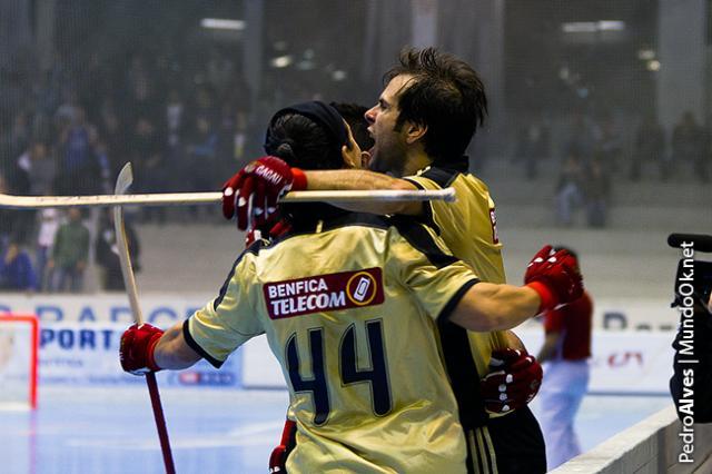Benfica recebe hoje o troféu de campeão nacional 2011/12