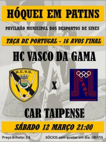 Prioridade o campeonato, mas Cartaipense quer seguir na Taça de Portugal
