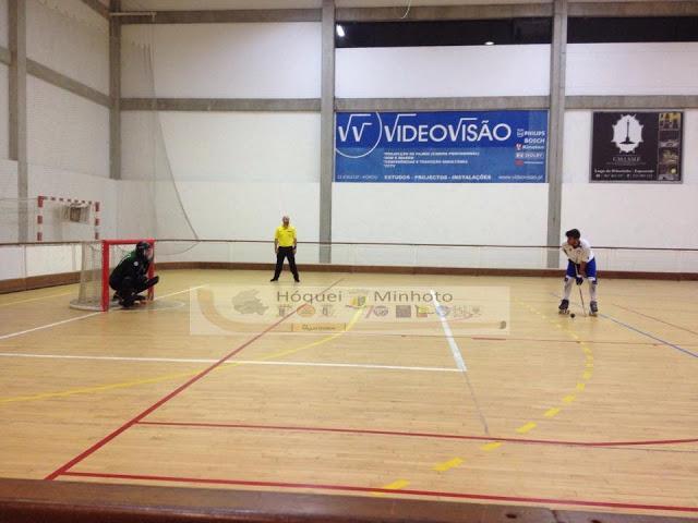IX Torneio Jorge Coutinho - HC Fão vence Cartaipense