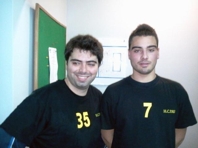 José Pereira e João Osório reforçam Paço de Rei