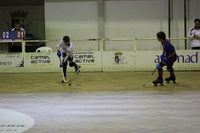Iniciados - HC Braga vence Oliveirense por 3-2