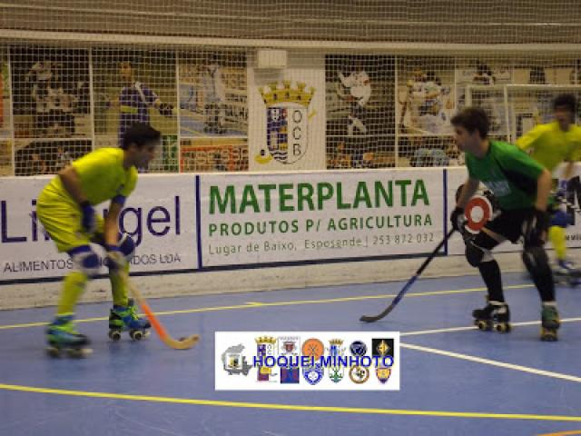 Nacional de Juniores - OC Barcelos vence AD Valongo