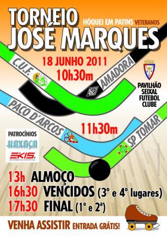 Torneio José Marques, no Seixal