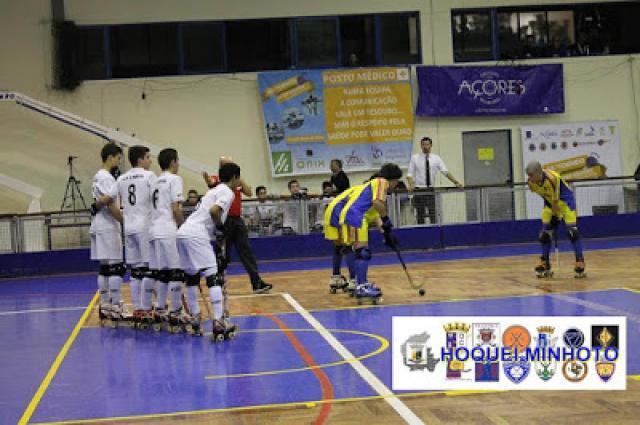 INTER REGIÕES - AP Porto e AP Lisboa apurados para as meias finais.