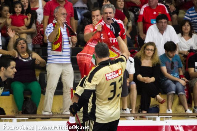 Direto: Oliveirense - Benfica