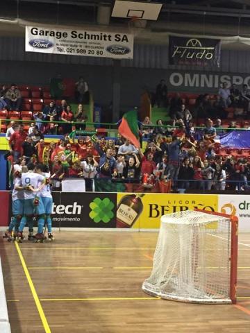 Portugal elimina Angola, mas… só na 2ª parte