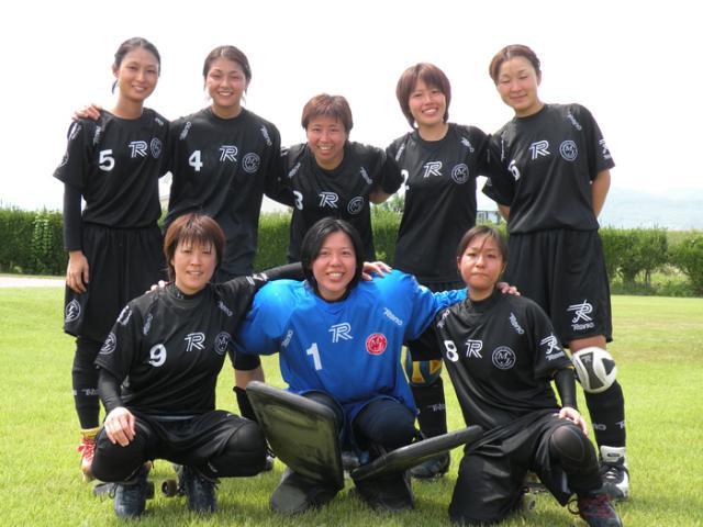 MJ Club são deca campeãs no Japão