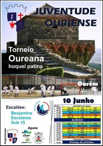 J. OURIENSE - TORNEIO OUREANA
