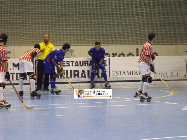 Juniores - OC Barcelos goleia AD Oeiras