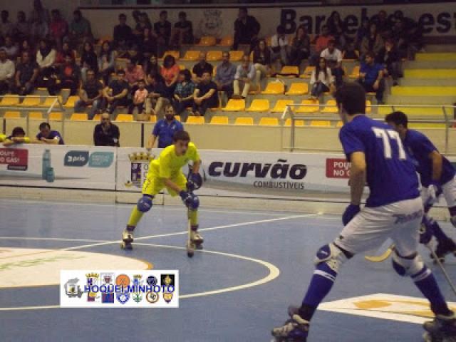 Nacional de Juniores - OC Barcelos vence FC Porto