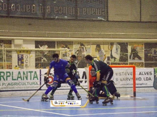 OC Barcelos vence Candelaria