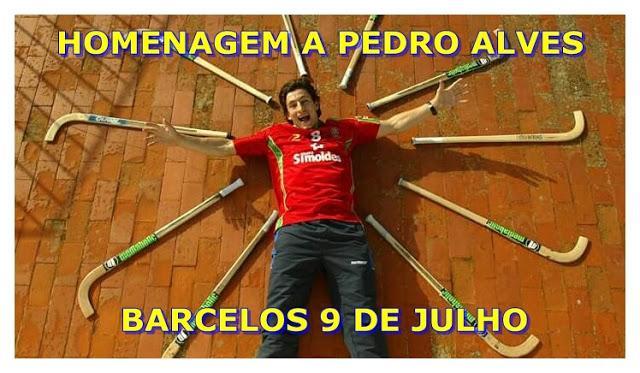 Barcelos acolhe homenagem a Pedro Alves