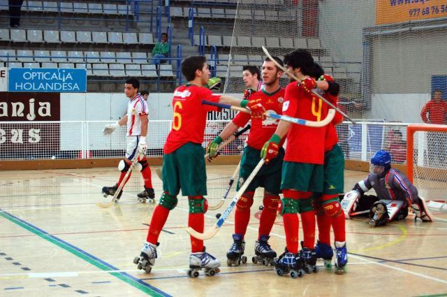Portugal derrota França na Taça Latina 2012
