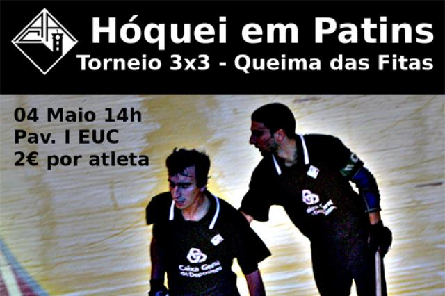 Torneio 3x3 Queima das Fitas Coimbra 2011