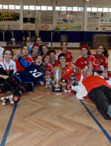 SL Benfica conquista Supertaça Feminina