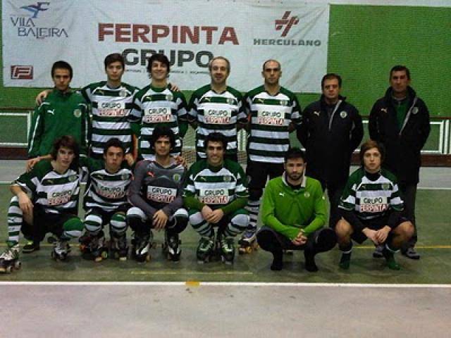 Sporting é Campeão da Terceira Divisão