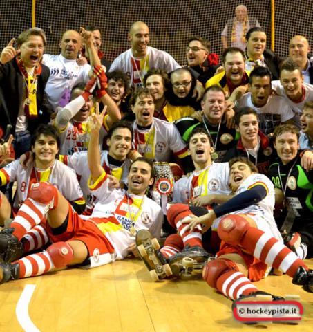 Amatori Lodi conquista Coppa Itália