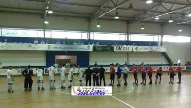 HC Braga defronta Sp Tomar na Liguilha