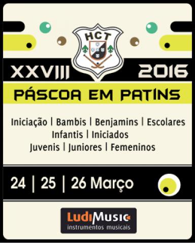 Torneio de Pascoa em Turquel com HC Braga e AD Limianos presentes