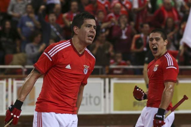 Benfica com um patim na final a quatro