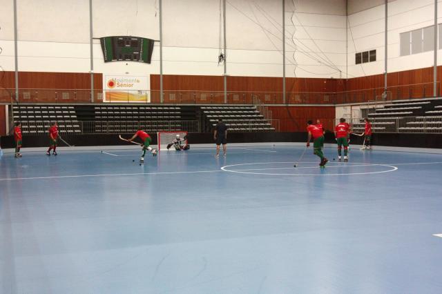 Seleção Nacional já treina em Paredes