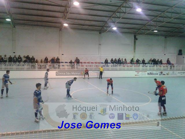 IX Torneio Jorge Coutinho - Riba d'Ave vence Famalicense e adia decisão