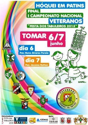 FINAL DO I CAMPEONATO NACIONAL DE VETERANOS
