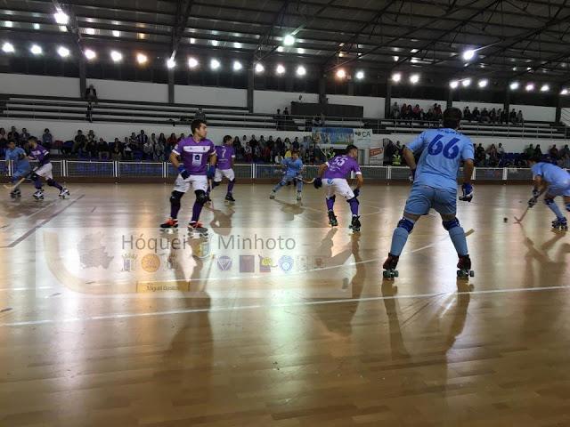II Divisão - Ponta final garante triunfo ao Valença HC