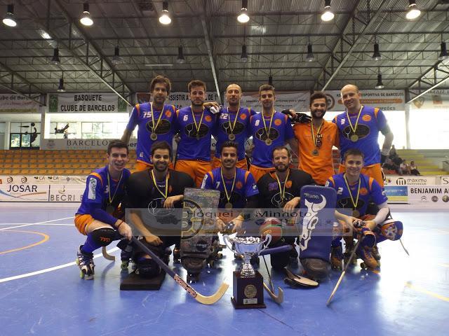 Juventude de Viana volta a vencer Torneio Jorge Coutinho