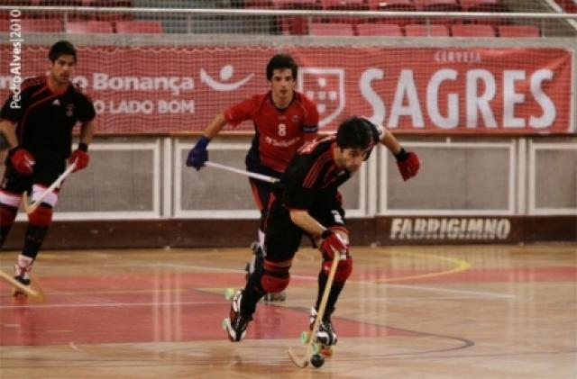 Benfica estagia em Sesimbra