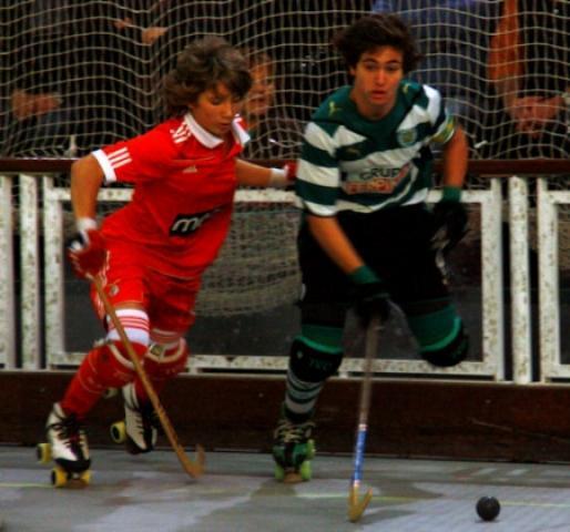 Sporting derrota Benfica em juvenis